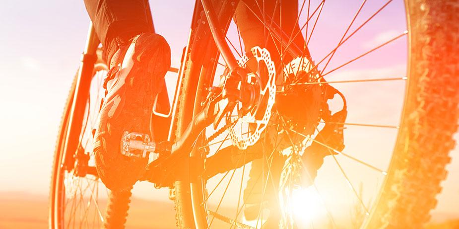 Hitta nya sätt att använda dina cykeldelar på