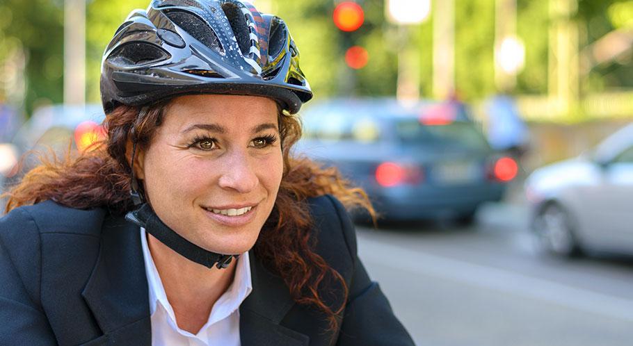Cykelhjälmar för alla tillfällen